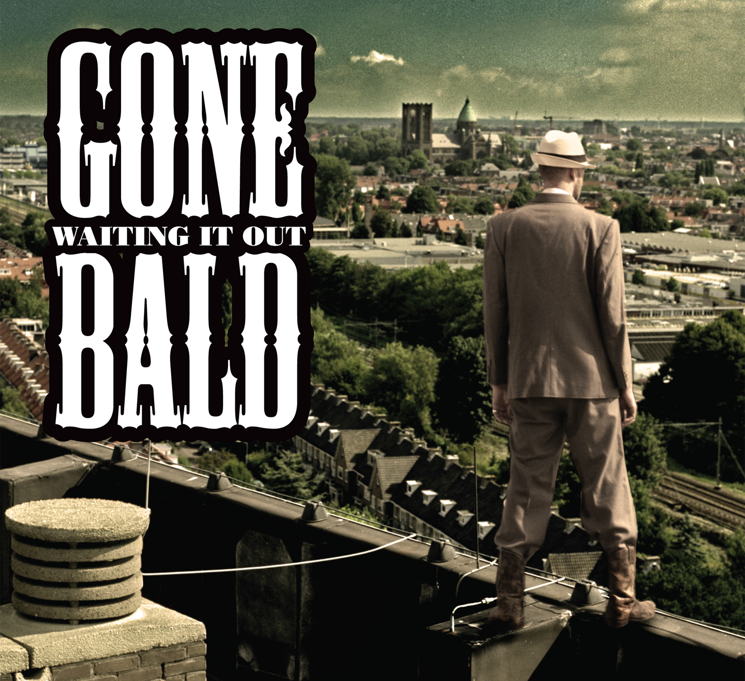 NM055: gone bald - waiting it out