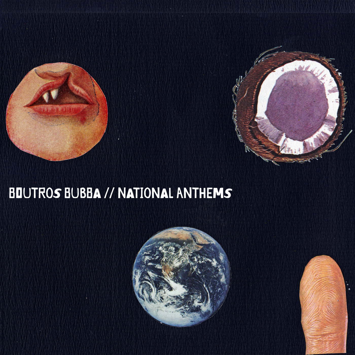 NM034: boutros bubba - national anthems