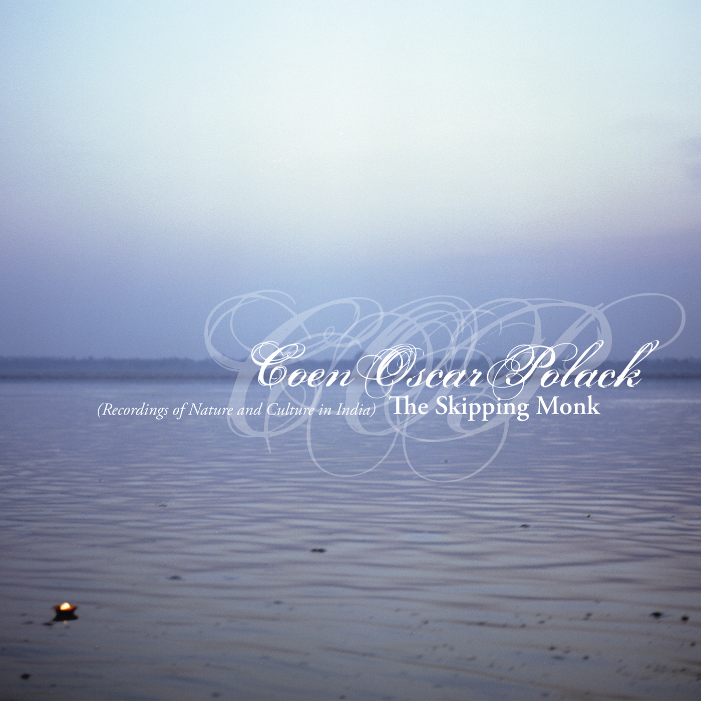 NM037: coen oscar polack - the skipping monk (recordings of nature and culture in india)