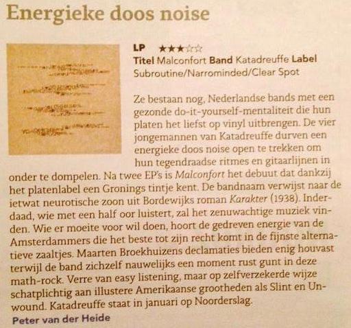 katadreuffe-malconfort-dagblad-van-het-noorden-review